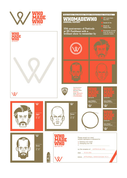 WhoMadeWho Poster