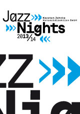 Neues JazzNights-Logo